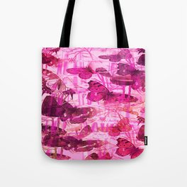 BUTTERFLY HOTHOUSE Tote Bag