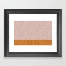 Sola Framed Art Print