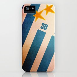 Uruguay World Cup iPhone Case