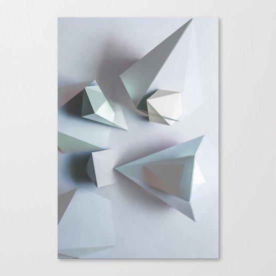 Origami #1 Canvas Print