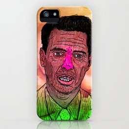 """The one and only Steven Vincent """"Steve"""" Buscemi  iPhone Case"""