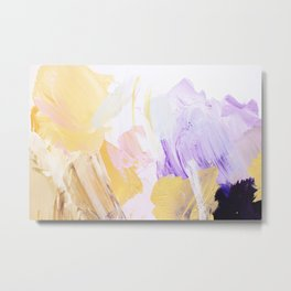 Palette No. Thirty One Metal Print
