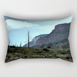 Graveyard of Trees Rectangular Pillow