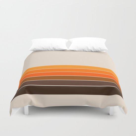 Golden Spring Stripes by circa78designs