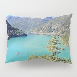 Diablo Lake Pillow Sham