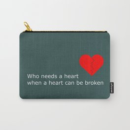 What's love got to do with it Carry-All Pouch