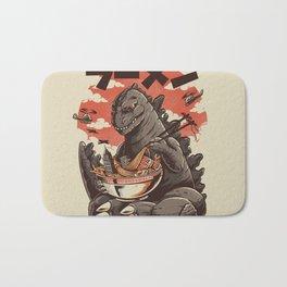 Kaiju's Ramen Bath Mat