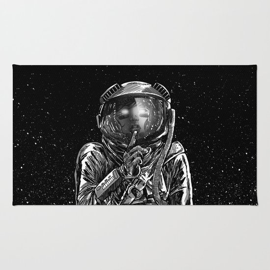 The Secrets of Space Rug