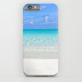 Gorgeous Tropical Ocean iPhone Case