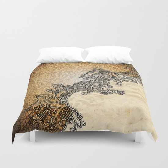 Vintage design  Duvet Cover