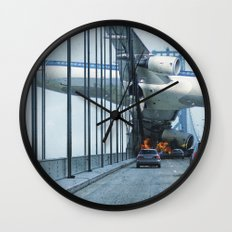 All is Lost Wall Clock