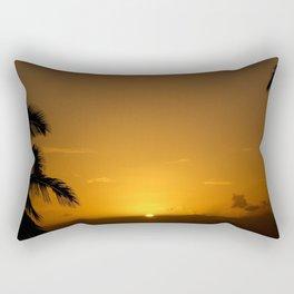 Hawaii Sunset Series D Rectangular Pillow