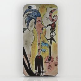 scent of the dream iPhone Skin