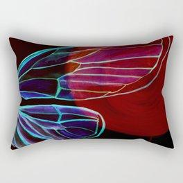Cicada Inverted Rectangular Pillow