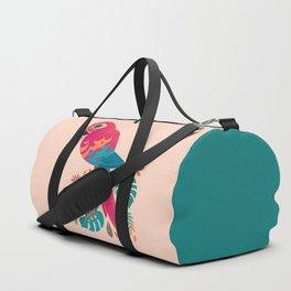 Scarlet Macaw Duffle Bag