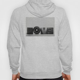 Love is ... Hoody