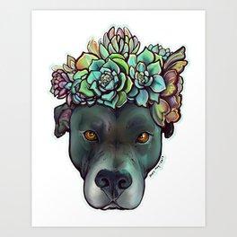 Plant Pup Art Print
