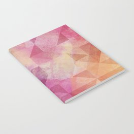 Triangles Pattern Notebook