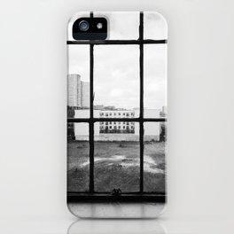 Hoboken Window iPhone Case