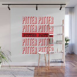 Pitter Patter - Letter Kenny Wall Mural