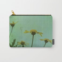 Fragile Flowers Carry-All Pouch