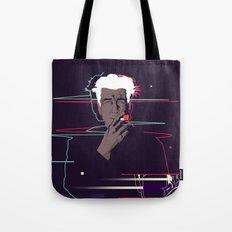 David Lynch - Glitch art Tote Bag
