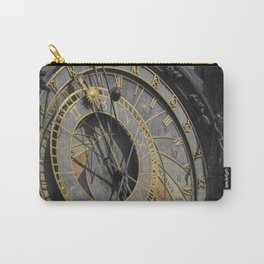 Old City Clock - Prague Carry-All Pouch