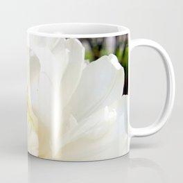 Three double tulips Coffee Mug