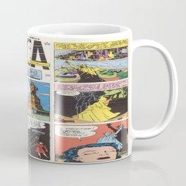 Miss America Quality Comics Coffee Mug