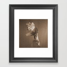 The Last Time I Saw You Framed Art Print