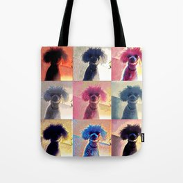 The Doocy Warhola Tote Bag