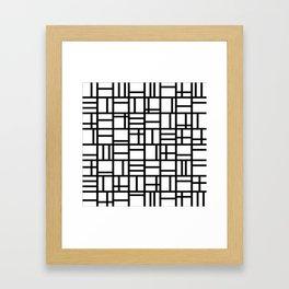 kutije v.2 Framed Art Print