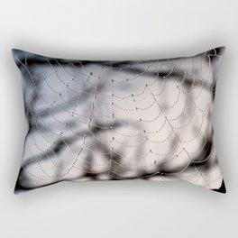 Web Rectangular Pillow