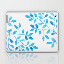 Watercolor Branches Laptop & iPad Skin