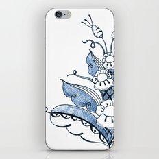 Scandi Kurbits iPhone & iPod Skin