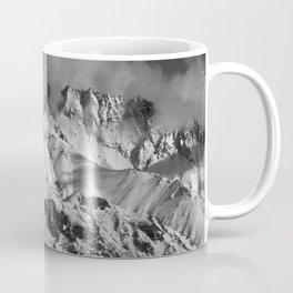 Monochrome Mountain Coffee Mug