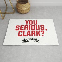 YOU SERIOUS, CLARK? COUSIN EDDIE Rug