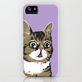 Lil Bub iPhone Case