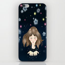 Middle of Nowhere iPhone Skin