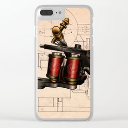 Tools of the trade Clear iPhone Case