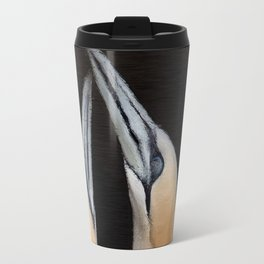 Gannets In Love Travel Mug