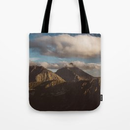 Krywan - Landscape and Nature Photography Tote Bag