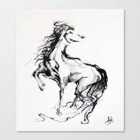 pride Canvas Prints featuring Pride by Marc Allante