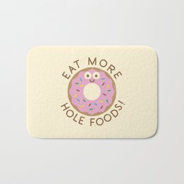 Do's and Donuts Bath Mat