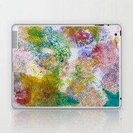 Abstract No. 421 Laptop & iPad Skin