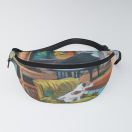 Frasier's apartment Fanny Pack