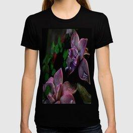 Petal Dewdrops on Cote d'Azur Flowers T-shirt