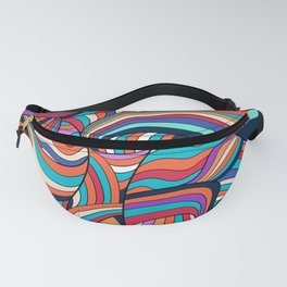 African Style No24, Sahara echoes Fanny Pack