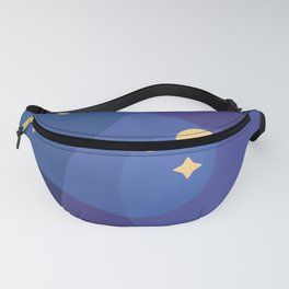 I Told The Stars Fanny Pack