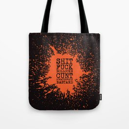 BOLD WORDS Tote Bag